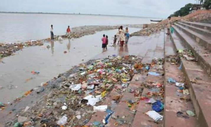 australia extends help to check pollution in ganga river