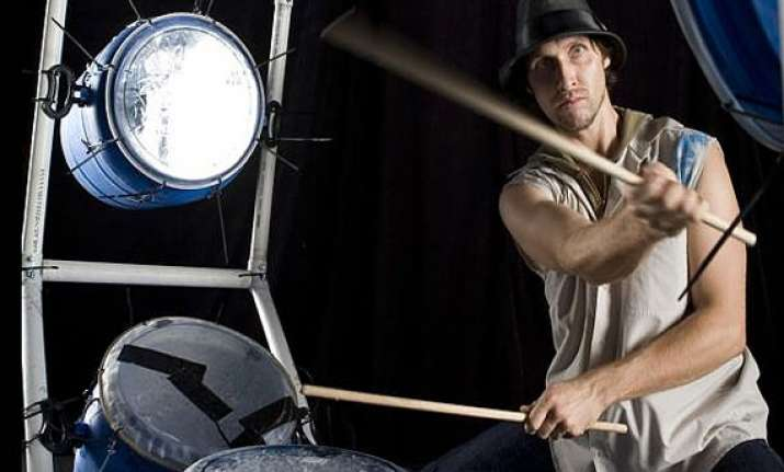 australian drummer ben walsh to perform for indian street