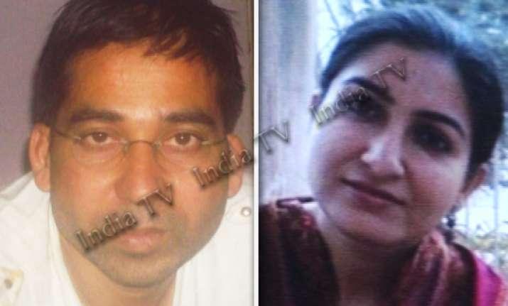 mod official kumar yashkar killed wife then set himself on
