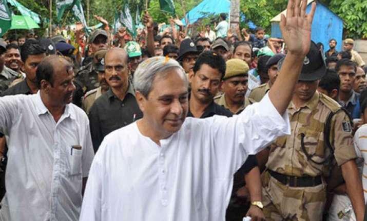 bjd headed for landslide victory in odisha