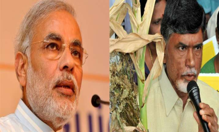 bjp tdp alliance in doldrums naidu calls off alliance in