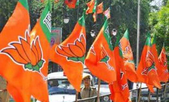 bjp announces separate party units for seemandhra telangana