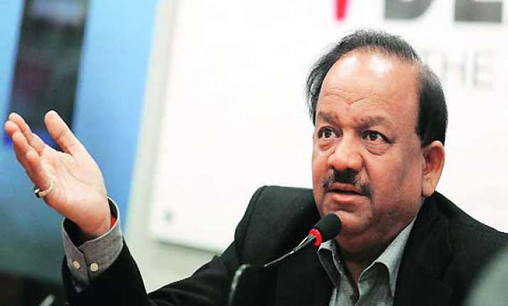 bjp committed to jan lokpal bill harsh vardhan