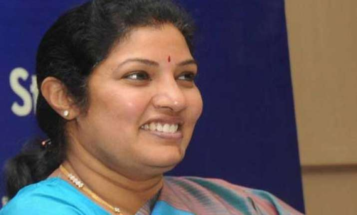 bjp denies ticket to ntr s daughter purandeswari