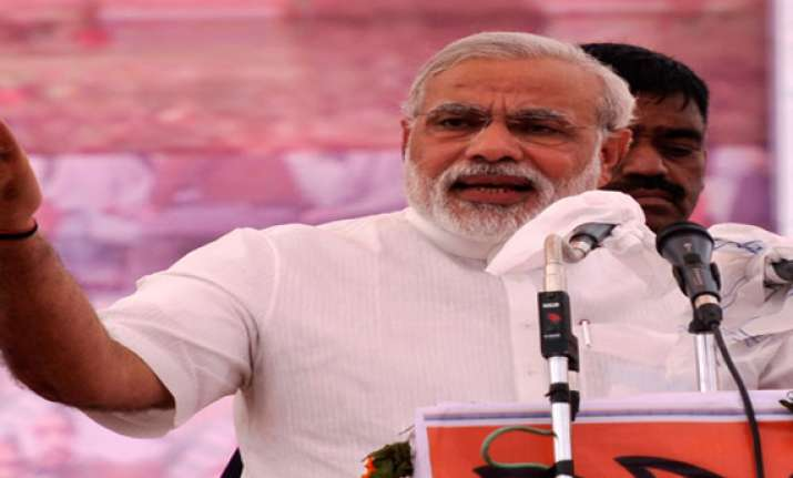 bjp eyes turnaround in karnataka as modi set to address