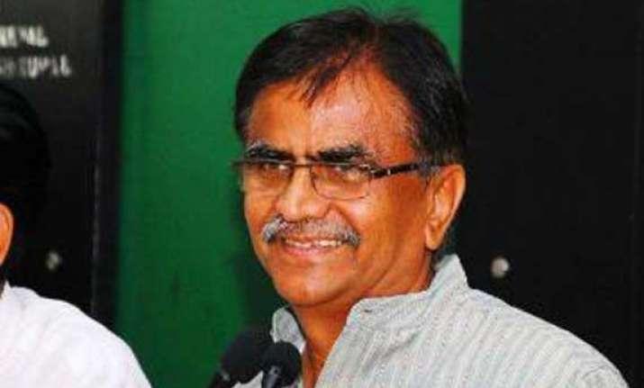 bjp leader dhankar promises wives from bihar for men in