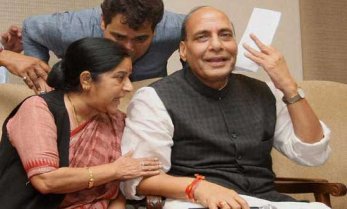 bjp may field 4 women from delhi for ls polls