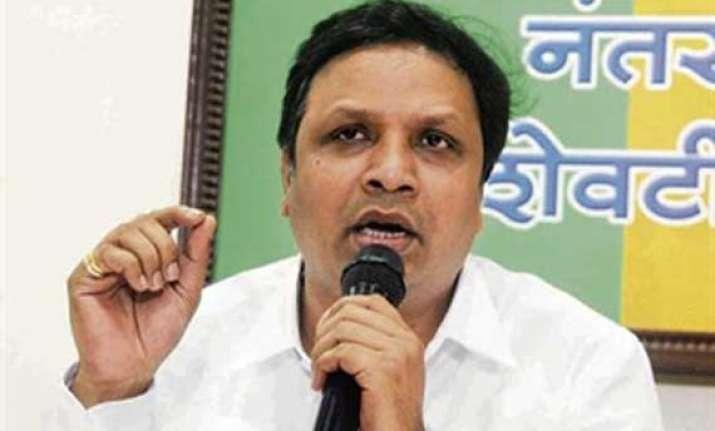 bjp slams maharashtra govt for inaction on adarsh