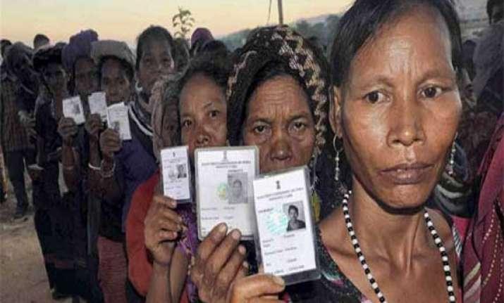 bjp urges ec to ensure free and fair poll in arunachal