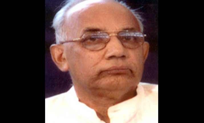 bjp veteran kaptan singh solanki appointed haryana governor