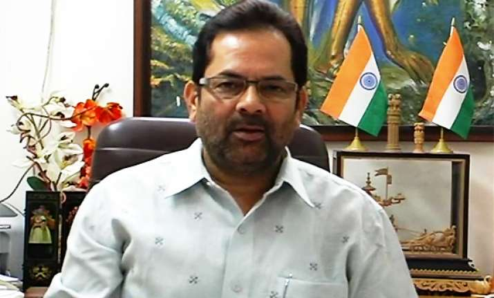 bjp demands salman khurshid s immediate dismissal