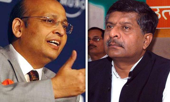 bjp cong slugfest over rushdie issue