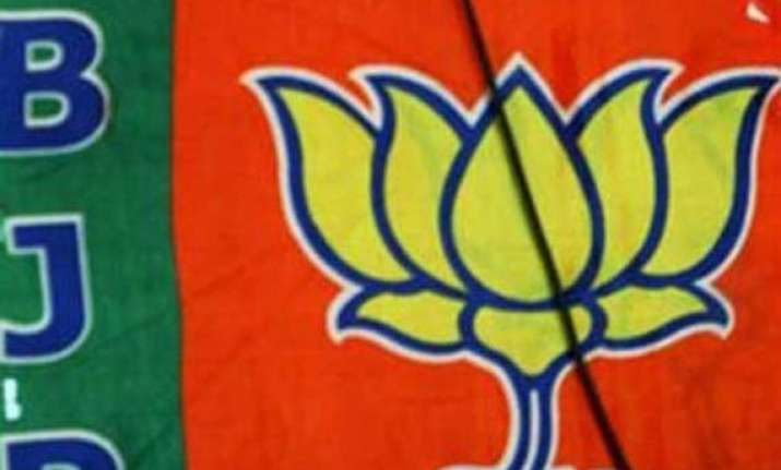 bjp declares candidate list for up u khand and punjab polls