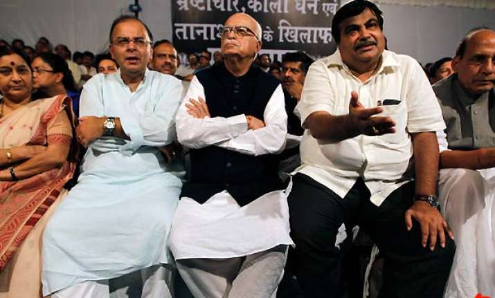 bjp launches nation wide agitation against crackdown on