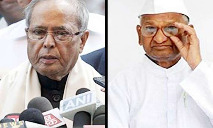 bjp left jd u taking mileage out of lokpal issue says pranab
