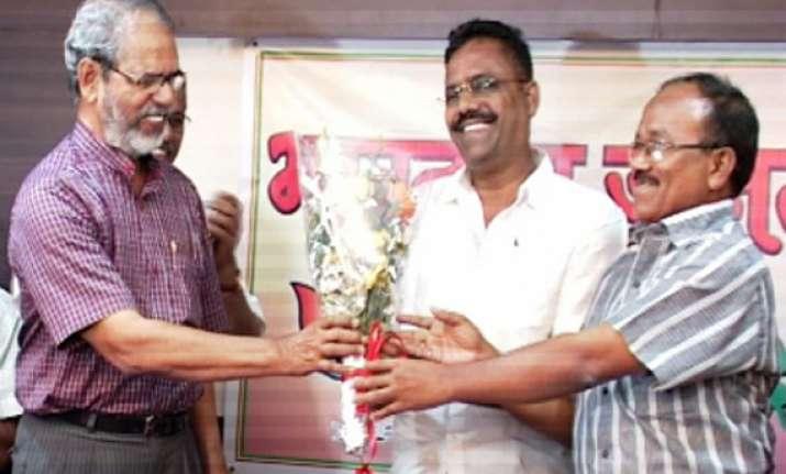 bjp prepares list of 40 goa candidates
