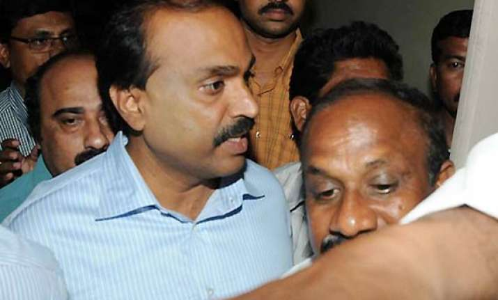 bjp revokes suspension of its four bellary legislators