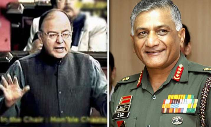 bjp slams centre on army chief s age issue