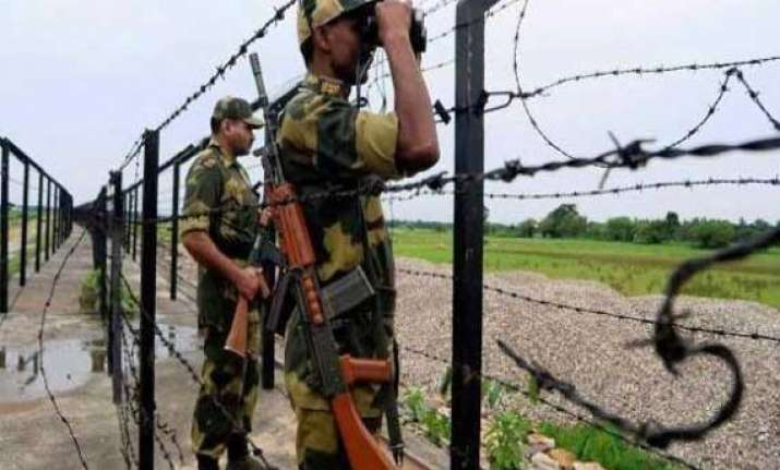 bsf deploys additional forces along indo bangla border