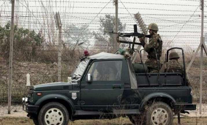 bsf foils infiltration bid along international border in