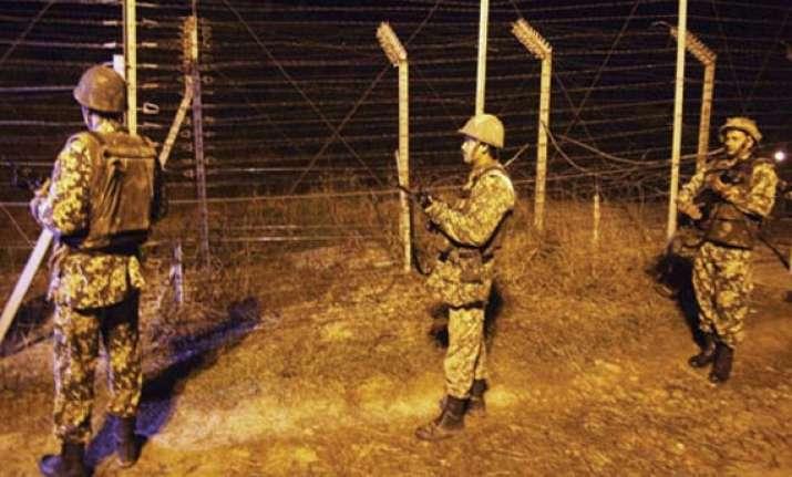 bsf personnel killed seven injured in pak firing shelling