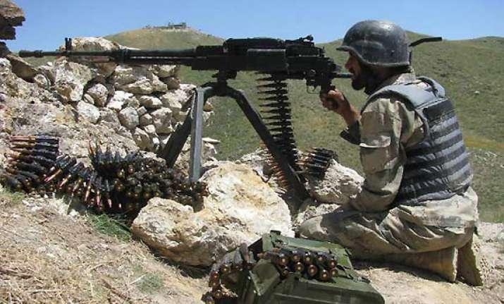 bsf trooper injured in pakistani firing