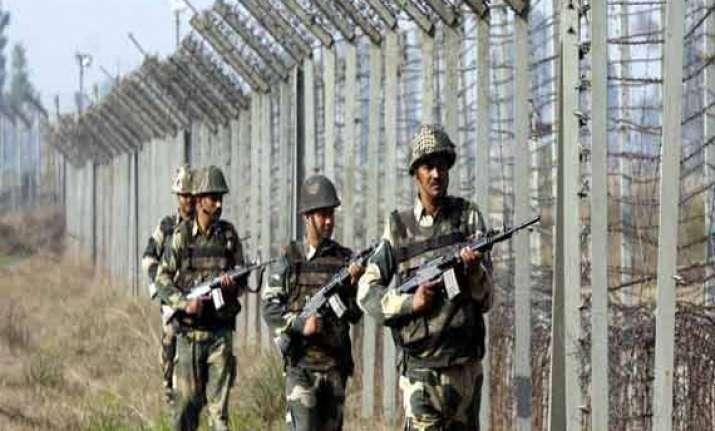 bsf says recent spurt in pak firing worst since 1971 war