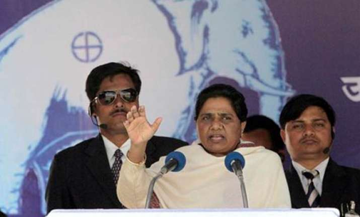bsp will win more seats this time claims mayawati