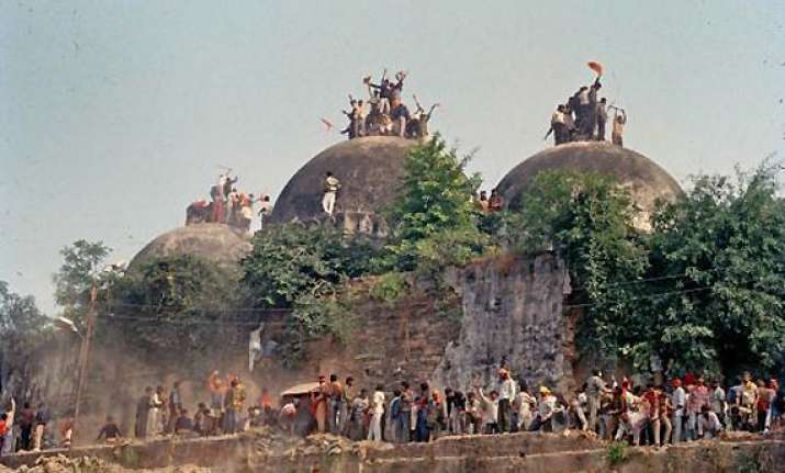 babri case sc to hear cbi s plea on december 12