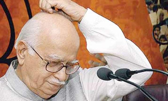 babri cbi moves supreme court against advani others