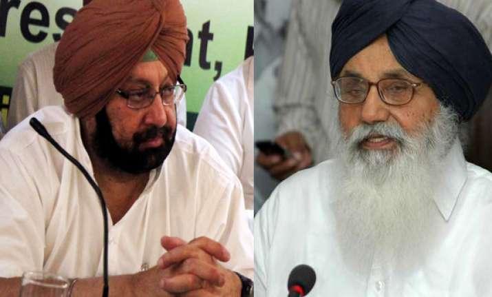 badal amarinder hail pak decision to release sarabjit