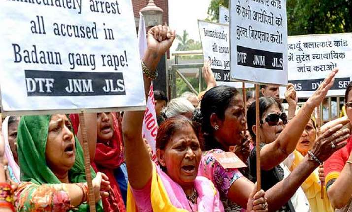 badaun gang rape under constant threat victim s family