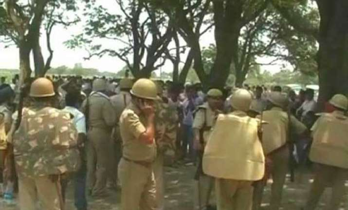 badaun rape victims families say they are not safe sit