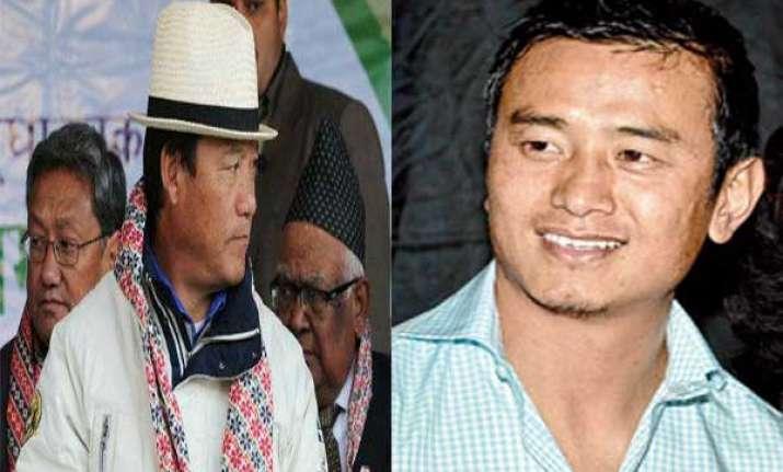 baichung bhutia will be defeated in darjeeling says gjm