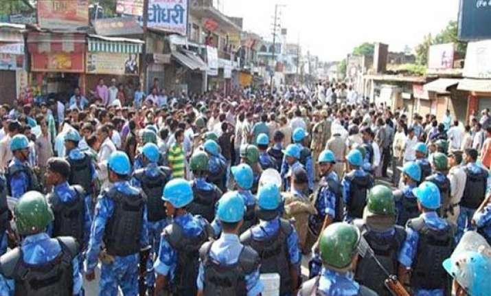 bail plea of 8 muzaffarnagar riots accused rejected
