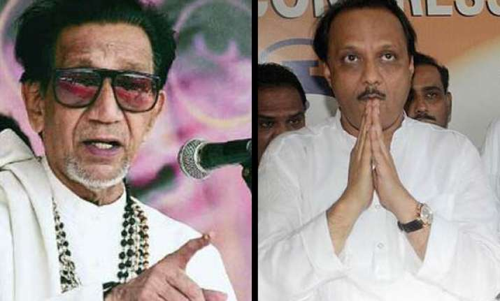 bal thackeray ridicules pawar over his remarks