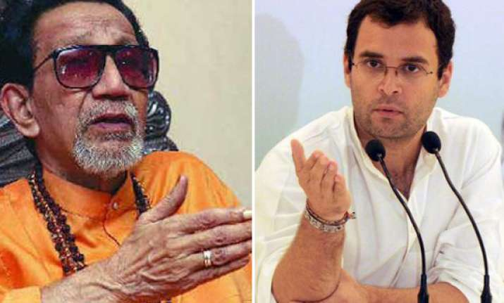 bal thackeray says no prospects of rahul gandhi becoming pm