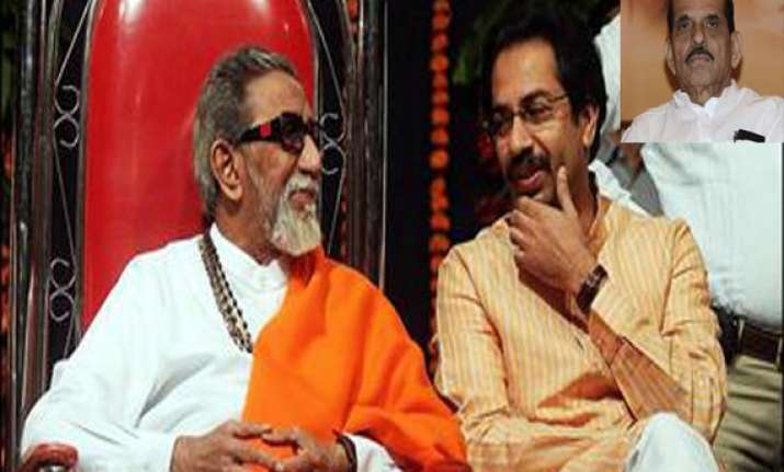 balasaheb would have toppled govt joshi on memorial issue