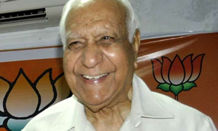 balram das tandon sworn in as governor of chhattisgarh