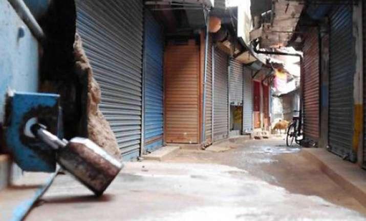 bandh in odisha to protest burning of minor dalit girl