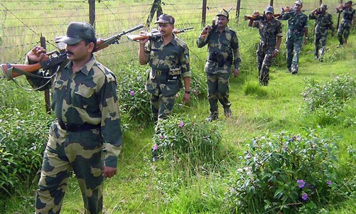 bangladeshi cattle smugglers kill bsf jawan bsf lodges