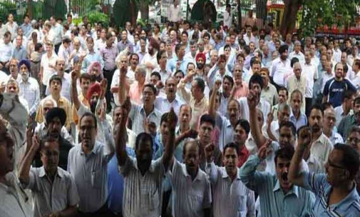bank unions to go on two day strike from tomorrow