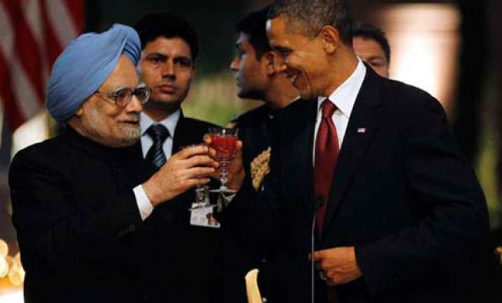 barack obama writes to manmohan singh applauds his boldness