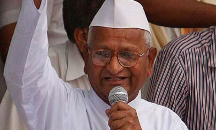 be ready for jantar mantar again says anna hazare
