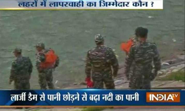 beas tragedy 5 bodies flown back to hyderabad survivors
