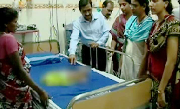 believe it or not chennai infant keeps catching fire