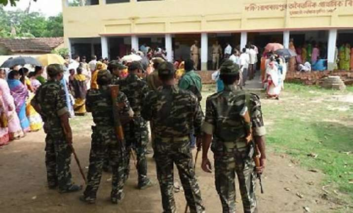 bengal agrees to seek central forces for panchayat poll