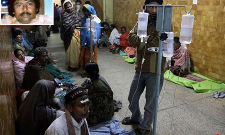 bengal hooch tragedy kingpin khonda badshah surrenders