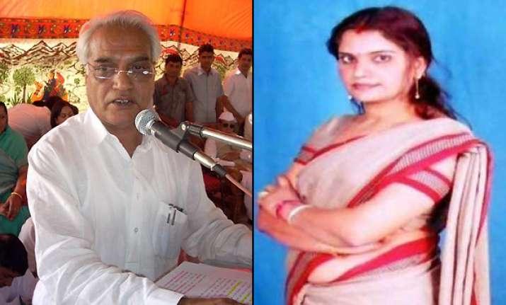 bhanwari devi case maderna sacked