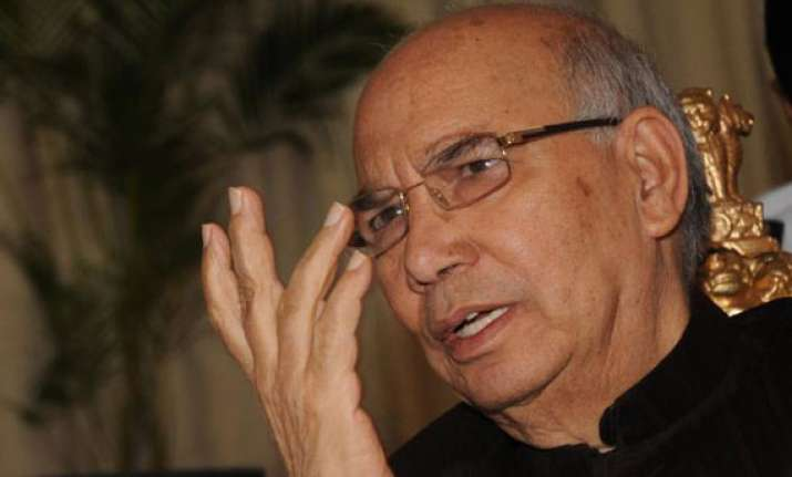 bhardwaj rejects reports about quitting office
